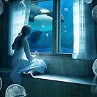 My Imaginary World by Maria Paola R