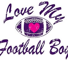 Love My Football Boy by fashionera
