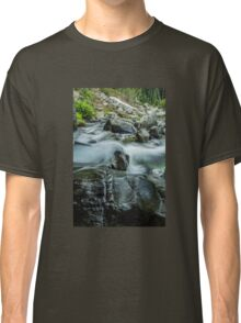 Rushing Waters of Paradise River #2 Classic T-Shirt