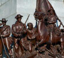 Gettysburg National Park - Virginia Memorial Sticker