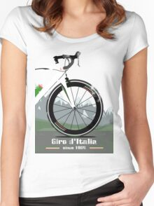 GIRO D'ITALIA BIKE Women's Fitted Scoop T-Shirt