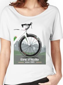 GIRO D'ITALIA BIKE Women's Relaxed Fit T-Shirt