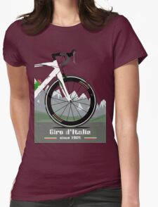 GIRO D'ITALIA BIKE Womens Fitted T-Shirt