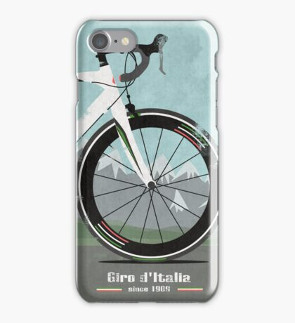 GIRO D'ITALIA BIKE iPhone Case/Skin