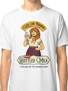 Legend of Zelda - Lon Lon Ranch Finest Bottled Milk Classic T-Shirt