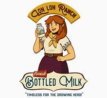 Legend of Zelda - Lon Lon Ranch Finest Bottled Milk T-Shirt