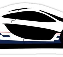 McLaren P1 Prost Sticker