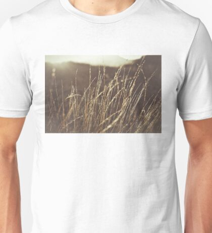 Gold in nature Unisex T-Shirt