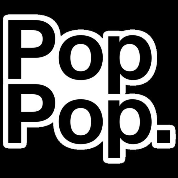 Pop Pop (Black) by canasian