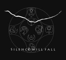 Silence will fall by tartureix