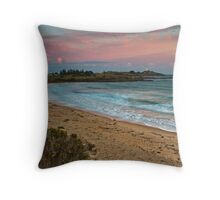 Low Head Sunrise, Tasmania Throw Pillow