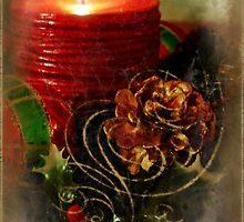 Christmas Glow ~ A Merry Christmas to all! by Lucinda Walter