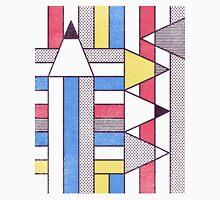 Mondrian's Pencils: No. 2 Classic T-Shirt