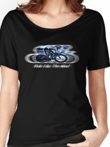 Ride Like the Wind T-Shirt version Women's Relaxed Fit T-Shirt