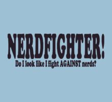 Nerdfighters! Fighting FOR nerds. by morTinuviel