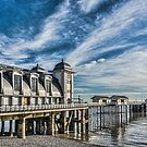 Penarth Pier by Steve Purnell