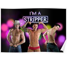 I'm a Stripper  Poster