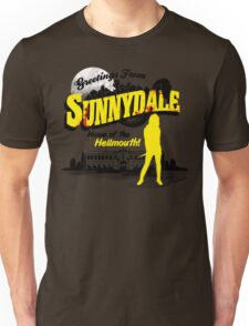 Greetings from Sunnydale  Unisex T-Shirt