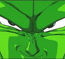 Piccolo from the Dragon Ball series by JRDELIZER