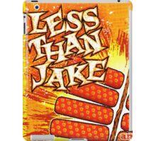 LESS THAN JAKE iPad Case/Skin