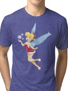Tinkerbell - Happy Holidays Tri-blend T-Shirt