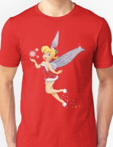 Tinkerbell - Happy Holidays Unisex T-Shirt