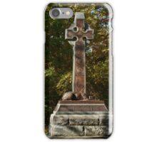 Gettysburg National Park - Irish Brigade Memorial iPhone Case/Skin