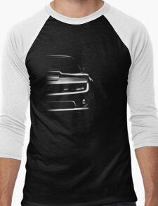 chevrolet camaro ss 2010 Men's Baseball ¾ T-Shirt