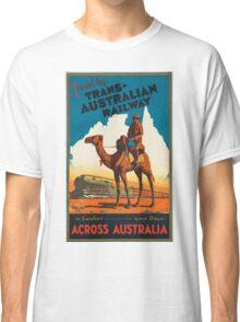 Vintage poster - Australia Classic T-Shirt