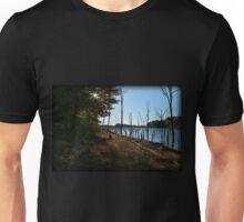 Evening Autumn Cove Unisex T-Shirt