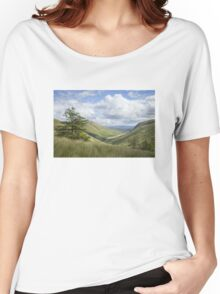 Glengesh Pass, Co. Donegal Women's Relaxed Fit T-Shirt