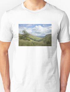Glengesh Pass, Co. Donegal Unisex T-Shirt
