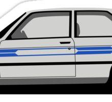Alpina B6 E21 Sticker