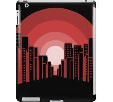 City Sunset iPad Case/Skin