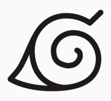 konoha logo Kids Clothes