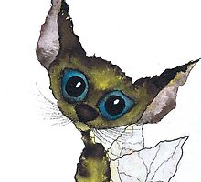 FAIRY BAT by Hares & Critters