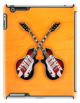 Double cool vintage style v1 ipad case by goodmusic