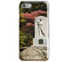 Gettysburg National Park - Michigan Memorial iPhone Case/Skin