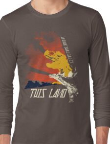 This Land (Before It All Went Wrong) Long Sleeve T-Shirt