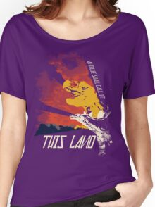This Land (Before It All Went Wrong) Women's Relaxed Fit T-Shirt