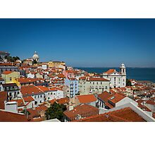 Beautiful Lisbon Photographic Print