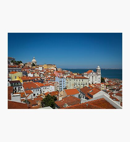 Beautiful Lisbon Photographic Print