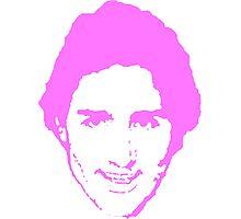 Trudeau Pretty in Pink Photographic Print