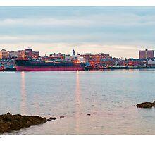 City Harbor by Richard Bean
