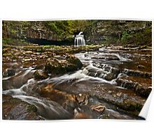Couldron Falls, West Burton Poster