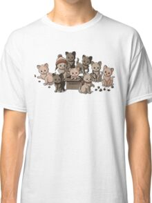 We Aim to Misbehave Classic T-Shirt