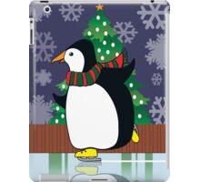 Penguin Skate iPad Case/Skin