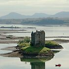 Castle Stalker  by mps2000