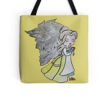The Beauty and The Beast - Draw Tote Bag