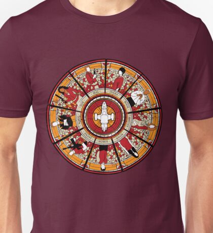 Cathedral of the Serenity Unisex T-Shirt